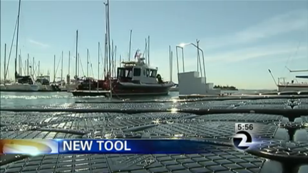 Moose Boats on KTVU